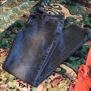 Lucky Brand Lolita Skinny Stretch Jeans Size 28